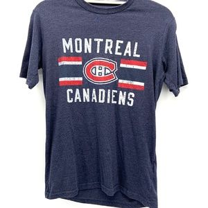 Montreal Canadiens NHL Team Apparel T-Shirt Small